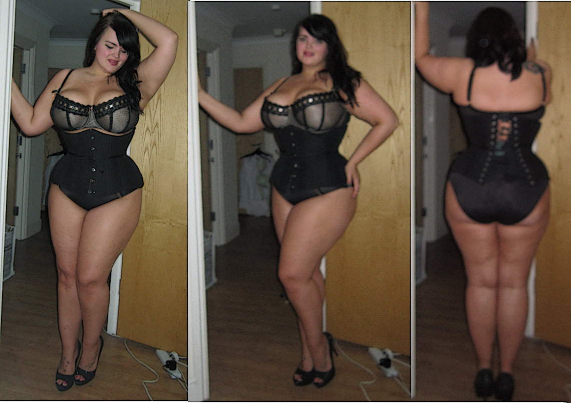 lingerie for fat people