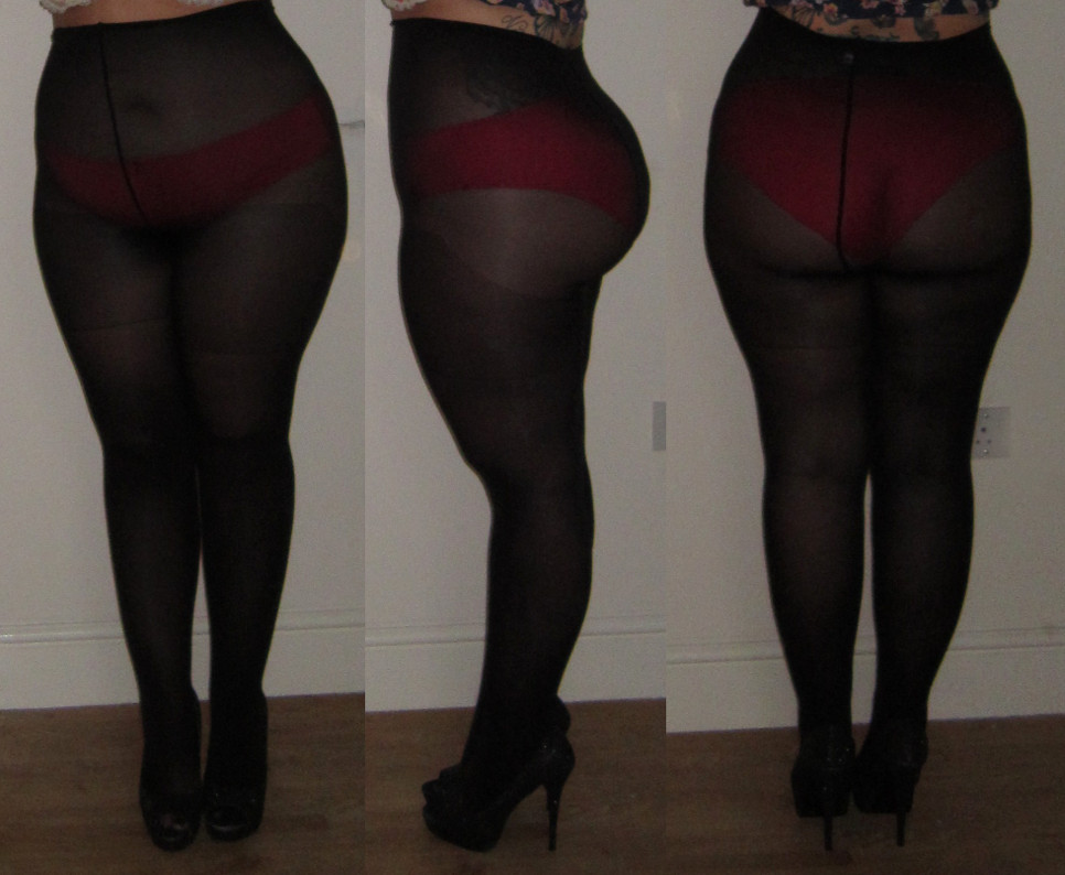Large women pantyhose