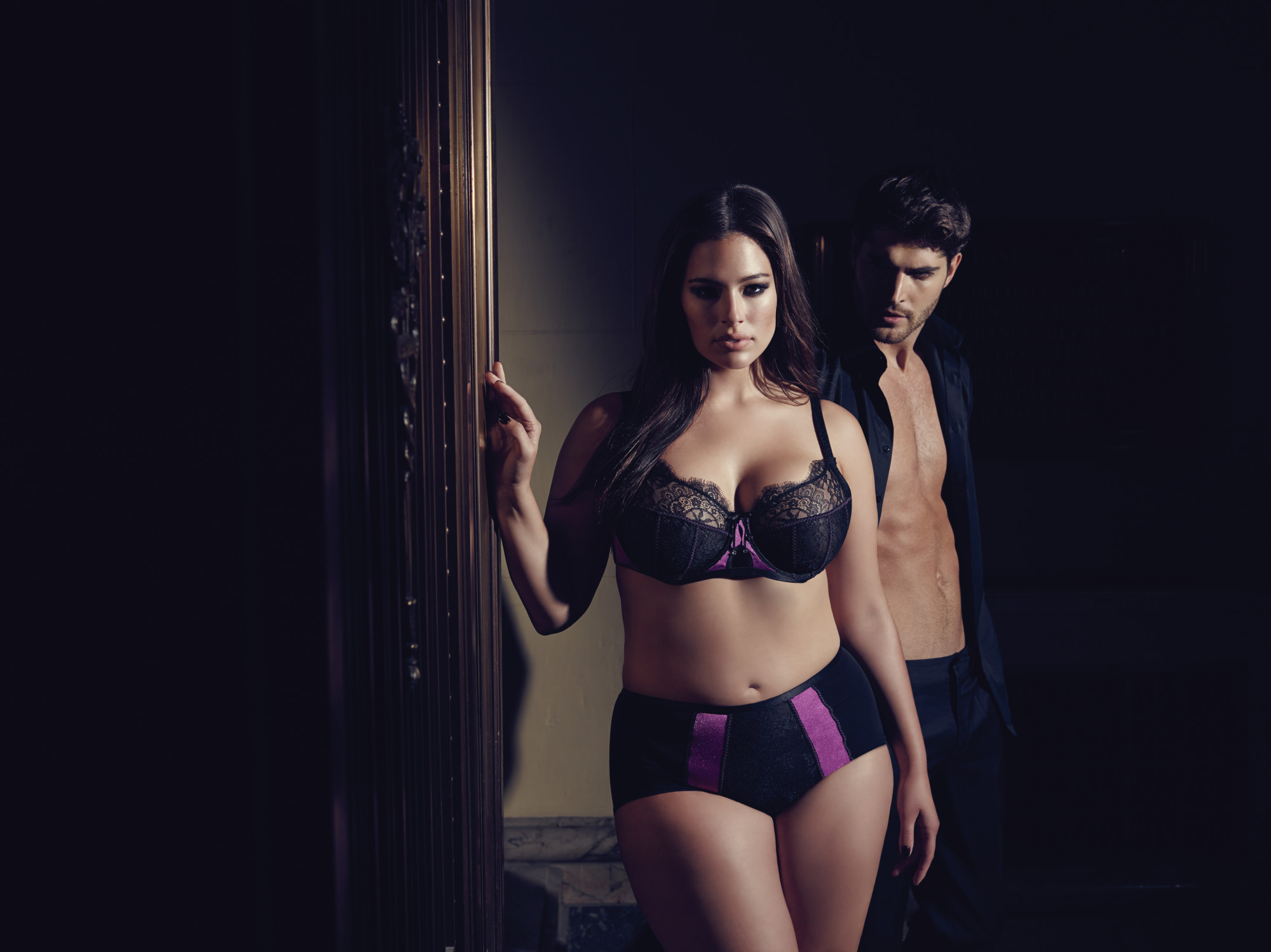 Ashley Graham exclusive at navabi - second collection 1