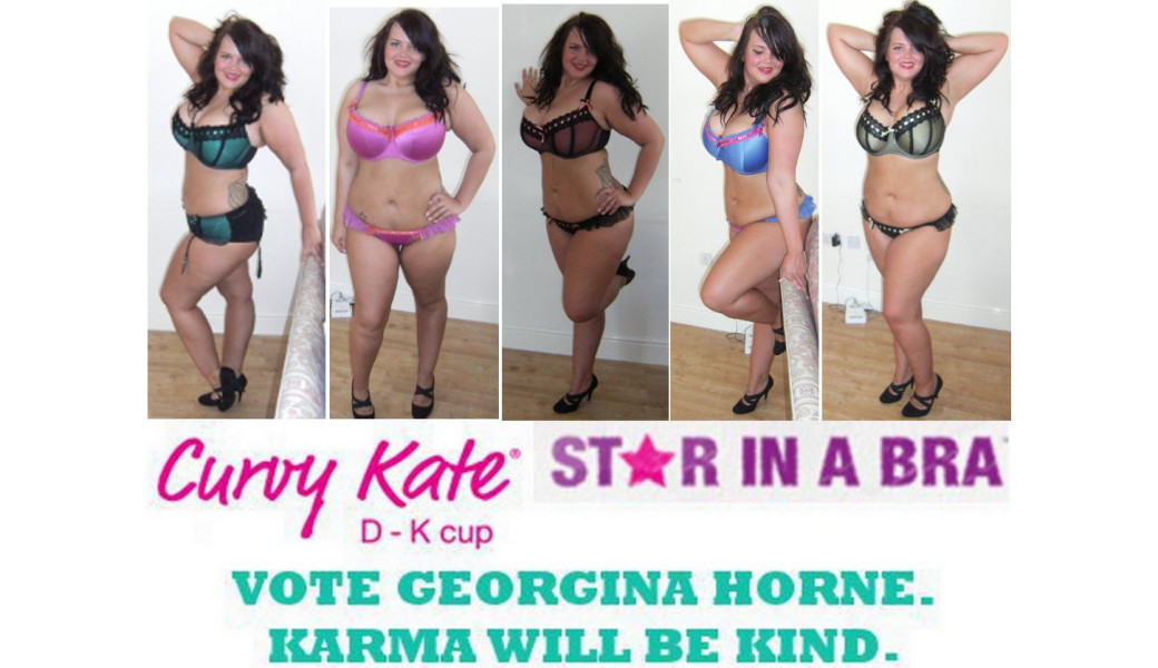 0b3b3bfb221 Fuller Figure Fuller Bust Thinking Of Entering Curvy Kate s  Star In ...